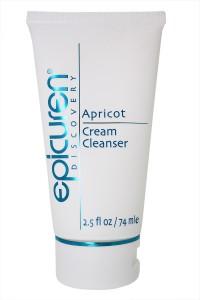 2.5 oz Apricot Cream Cleanser
