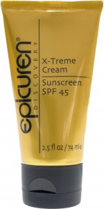 2.5 oz X-Treme Cream Sunscreen SPF 45